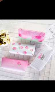 Cute Make up bag or pencil case.