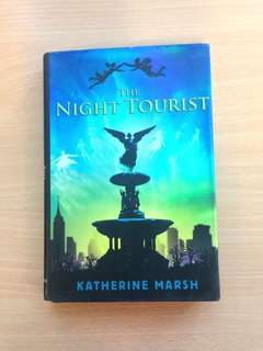 The Night Tourist Katherine Marsh