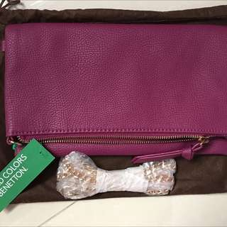 BN Authentic United Colours of Benetton Sling Bag