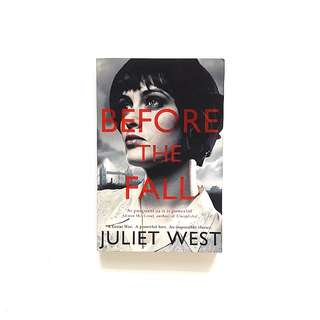 Before The Fall (Juliet West)
