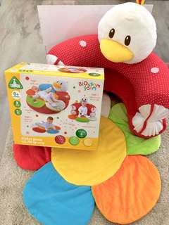 ELC Blossom Farm 3 in 1 Sit Me Up Cosy (Gladys Goose)
