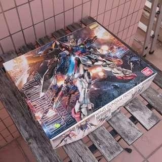 高達模型 Gundam EW Proto Zero MG  Master Grade 1:100