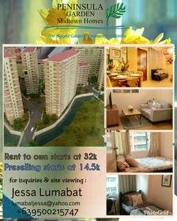 Condominium for rent or for sale