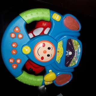 Lightly play Little Driver Stimulation toy