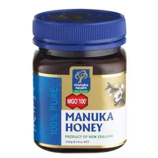 MANUKA HEALTH Manuka Honey MGO 100 (250gr)