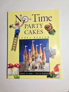 No-Time Party Cakes