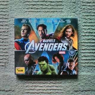 VCD Avengers marvel original