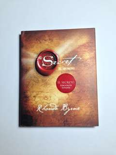 Rhonda Byrne The Secret Hardback Spanish Edition