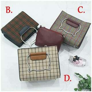 Mina 2 in 1 Handbag