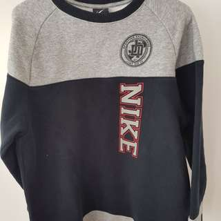 Boy's Size 14 Nike Jumper and Various Hoodies