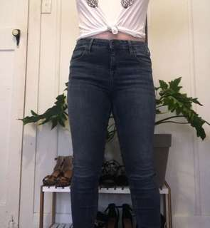 The push up jeans