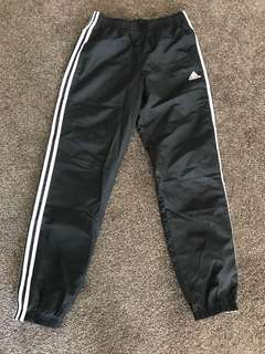 Addidas pants 13-14 year old will fit Size 6-8