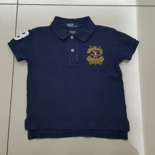 Ralph Lauren Polo Shirt (18-24months)