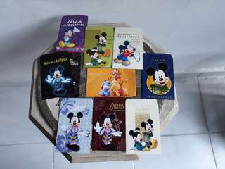 10PCS LIMITED EDITION MICKEY MOUSE MONEY ENVELOPES