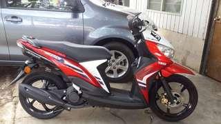 Yamaha f1jet siap Tukar nama