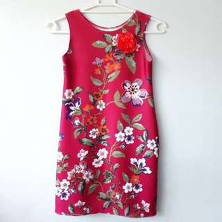 Floral Dress for Kids