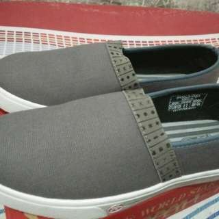 World Star Shoes (Gray)