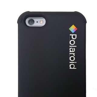全新Polaroid iPhone 6s/6s plus 防撞手機殼 (附送保護貼加防塵布)