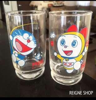 DORAEMON GLASS SET