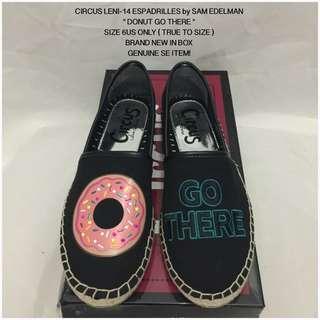 Circus Leni-14 Espadrilles Donut Go There