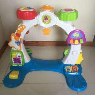 Playskool music activity