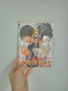 DVD Death Note 4 Disc