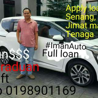 Toyota baru 2018, diskaun terbaik, full loan 0 deposit, free gift, skim graduan, apply loan online senang, mudah, jimat masa dan tenaga
