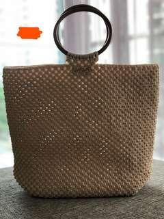 Braided bag