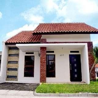 Rumah Cantik Tanpa Dp Di Lampung Tengah Lokasi Strategis