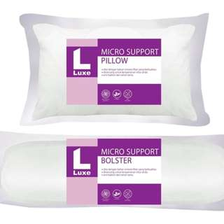 Paket Bantal Guling Hotel The Luxe Micro Support