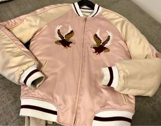 Arizia TNA warm pink bombers /jacket