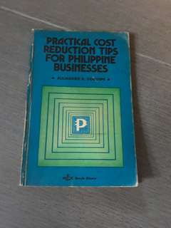 Practical Cost Reduction for Philippine Businesses