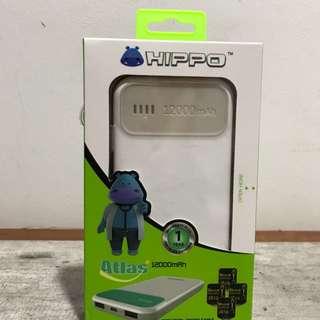 Power Bank Hippo Atlas 12000 mah