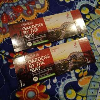 OCBC Skyway Admission Tickets