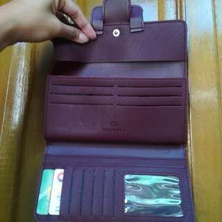 Sophisticated MICHAELA Wallet