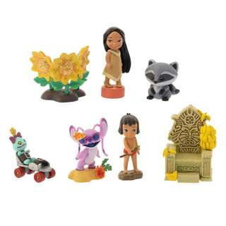 [PO] Disney Animator Collection Doll Secret Figurines No.4 Littles