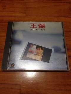 王傑 1988年 CD