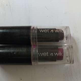 Wet n wild lipstik