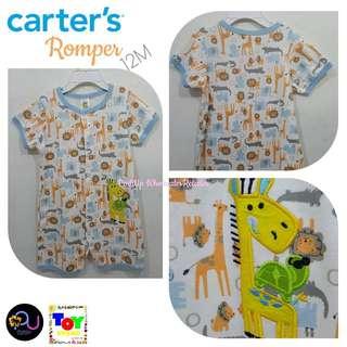 Carter's Romper Girafee