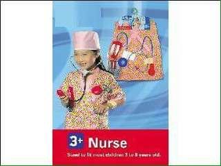 Nurse Kids Professional Costume