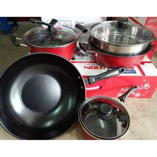 COREL COOKWARE SET