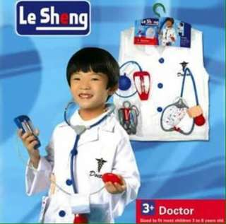 Doctor Kids Professional Costume