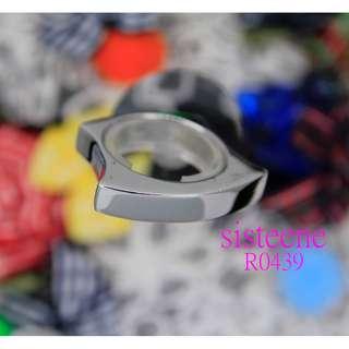 純銀戒指925 Silver RingR0439