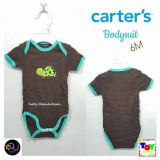Carter's Bodysuit Turtle