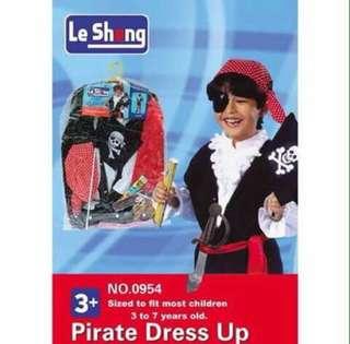Pirate Kids Costume