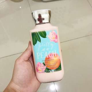 Body Lotion BBW Pretty as a Peach