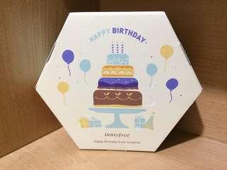 Innisfree Birthday Kit