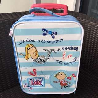 Charlie lola trolley bag