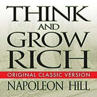 AUDIOBOOK - Think and Grow Rich by Napolean Hill