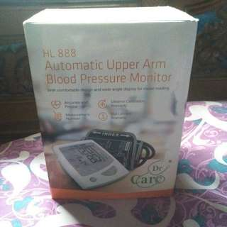 Alat tensi darah automatic